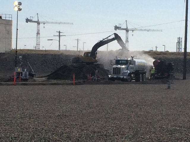 Crews fix collapsed tunnel at Hanford