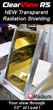 Transparent Radiation Shielding