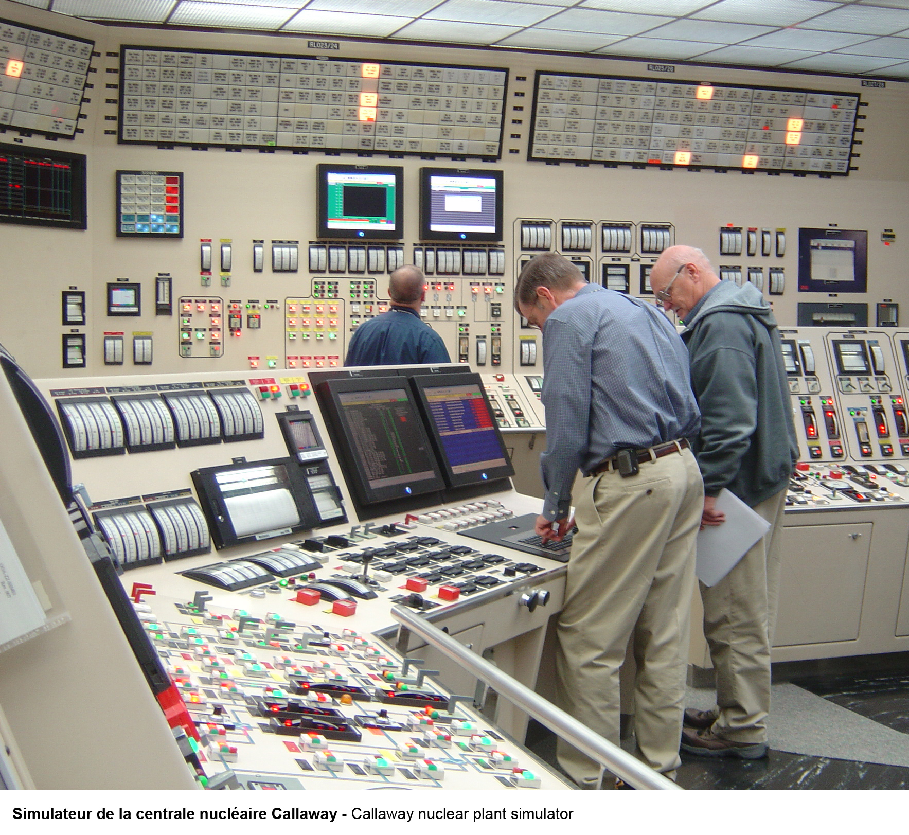 L 3 MAPPS To Upgrade Callaway Plant Simulator News Nuclear