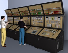 L-3 MAPPS' Orchid Touch Interface