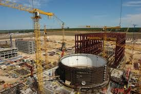 nuclear power construction