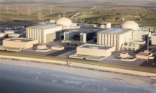 Hinkley Point C (artist sketch)