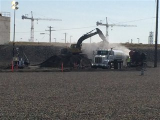 Hanford Site Tunnel Incident