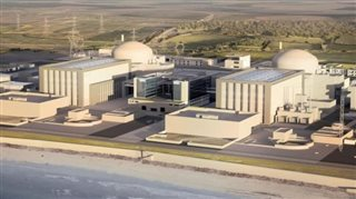 Hinkley Point C, artist impression