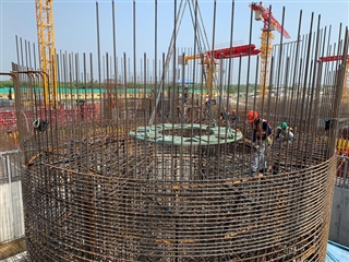 Ruupur NPP, Unit 2 construction