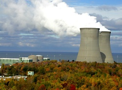 Perry nuclear plant. Source: NRC