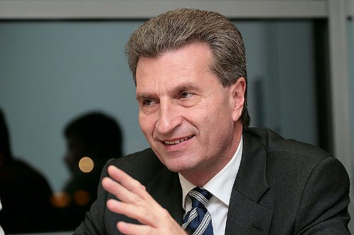 Gunther Oettinger. Source: Jacques Griessmayer via Wikimedia