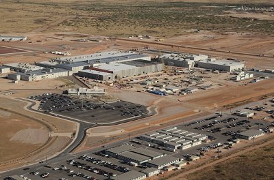 Urenco's New Mexico facility. Source: Urenco