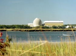 Seabrook nuclear plant. Souce: NRC