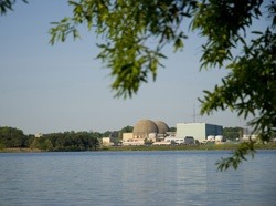 North Anna nuclear plant. Source: NRC