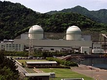 Ohi nuclear plant units 3 and 4. Source: Wikimedia