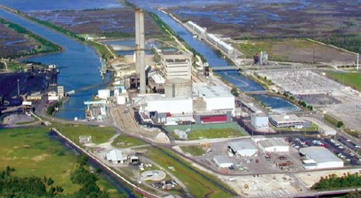 Crystal River power plant. Source: Duke Energy
