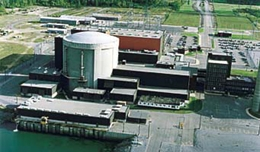 Gentilly 2 nuclear plant. Source: IAEA