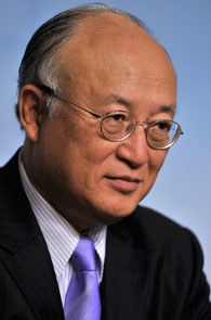 Yukiya Amano. Source: IAEA