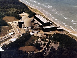 D.C. Cook nuclear plant. Source: NRC