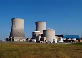 Watts Bar nuclear plant Photo: TVA