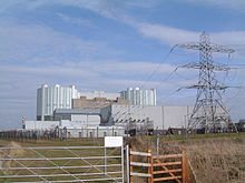 Oldbury nuclear plant. Source: David Bowd-Exworth via Wikipedia