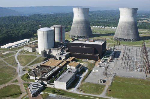 Bellefonte nuclear plant. Source: TVA