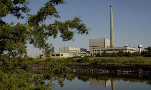 Oyster Creek nuclear plant. Source: Exelon