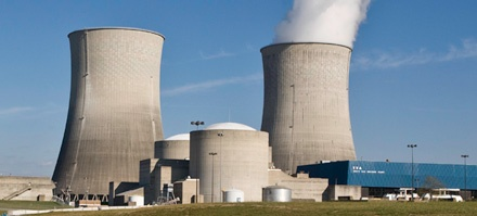 Watts Bar nuclear plant. Source: TVA
