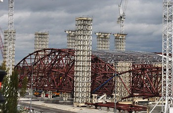 Chernobyl New Safe Confinement. Source: EBRD