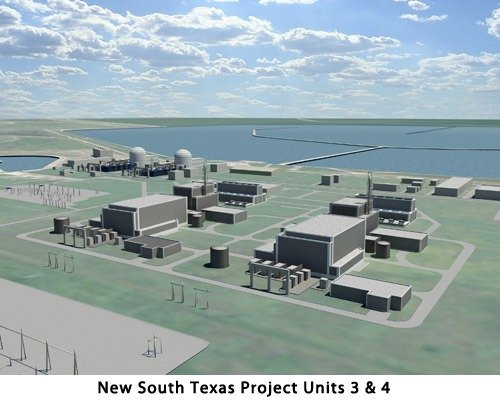 South Texas Project Units 3 & 4