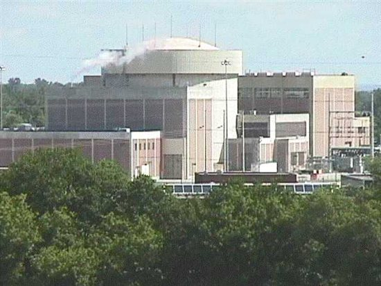 Fort Calhoun nuclear plant. Source: OPPD