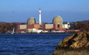 Indian Point nuclear plant. Source: Entergy