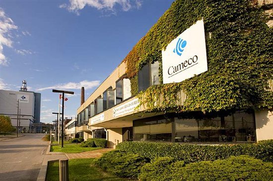 Port Hope plant. Source: Cameco