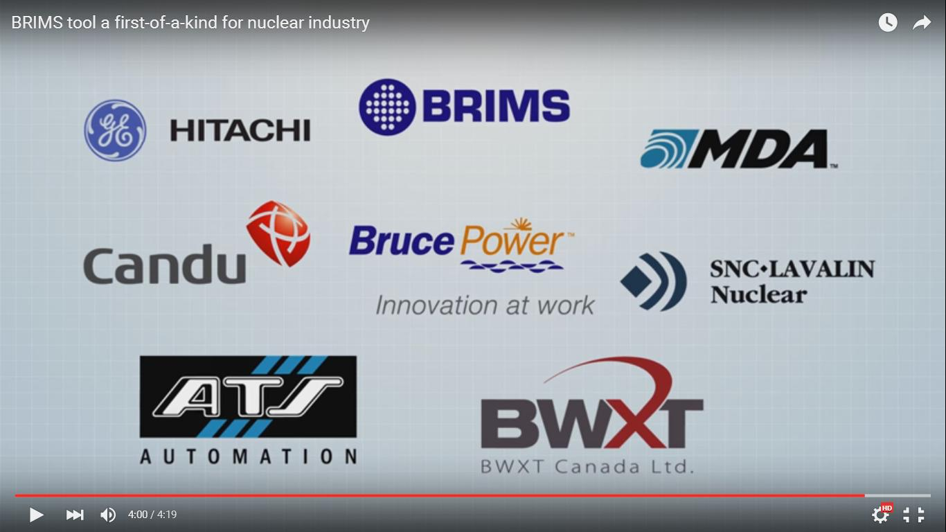 Bruce Power Launches Fuel Channel Workhorse Brims News