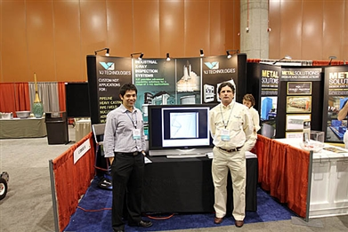 VJ Technologies - Waste Management 2011 - Video and Pictures
